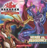 Vexos vs Resistance Bakugan 8x8