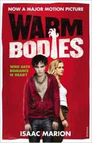 Warm Bodies Film Tie in