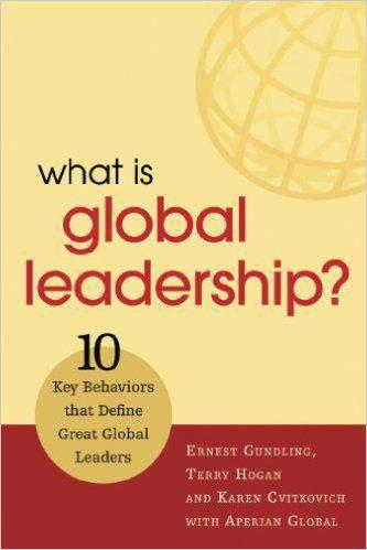 What Is Global Leadehip 10 Key Behavio That Define Great Global Leade