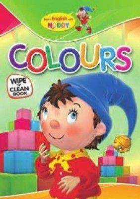 Wipe n Clean Learn English with Noddy Colours -