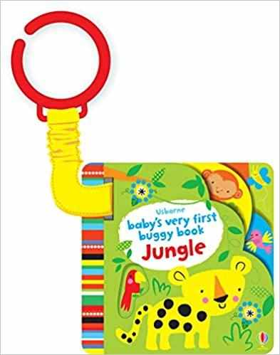 Baby's Very First Buggy Book Jungle (Baby's Very First Books)