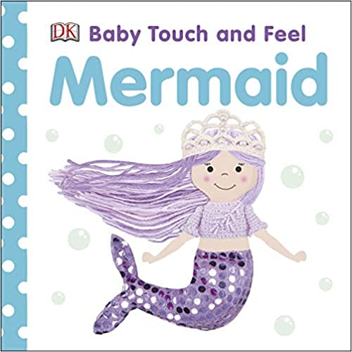 Baby Touch and Feel Mermaid - (BB)