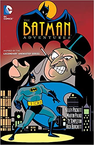 Batman Adventures Vol. 1  - Paperback