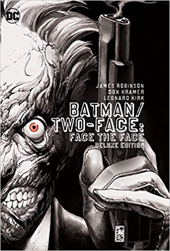 Batman/Two-Face: Face the Face Deluxe Edition Hardcover