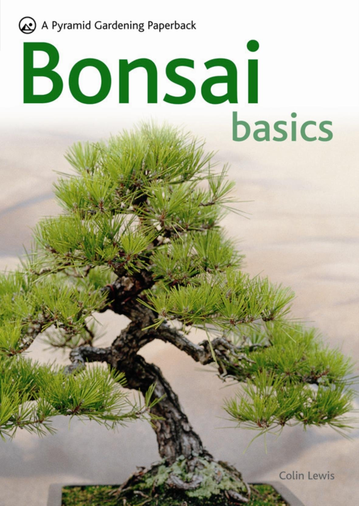 Bonsai Basics: A Comprehensive Guide to Care and Cultivation (Pyramids) - Paperback