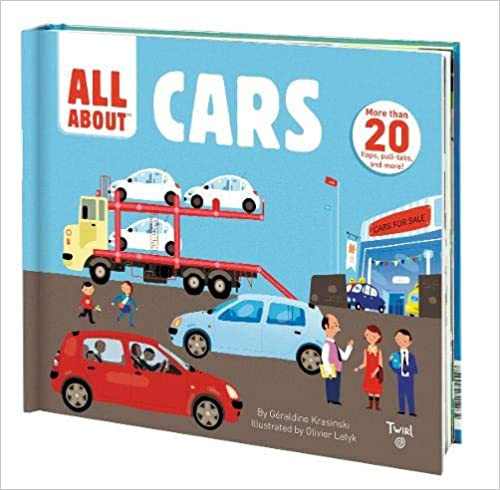 Cars (AllAbout)   - Hardcover