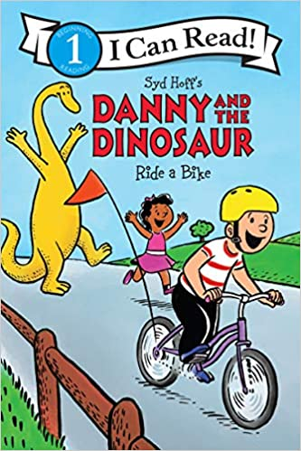 Danny and the Dinosaur Ride a Bike (I Can Read Level 1)  - Paperback