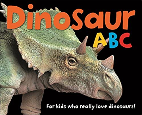 Dinosaur ABC (Smart Kids Hard Book)