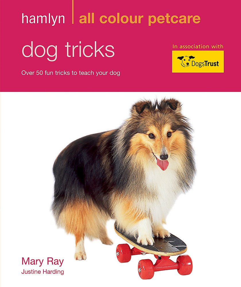 Dog Tricks: Hamlyn All Colour Pet Care: Fun Tricks to Teach Your Dog - Paperback