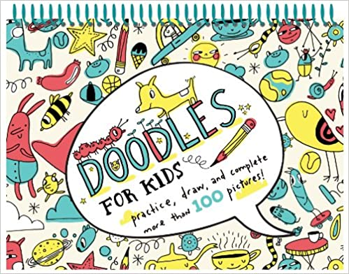 Doodles for Kids Spiral-bound