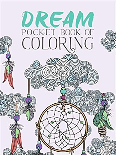 Dream Pocket Book of Coloring - Paperback
