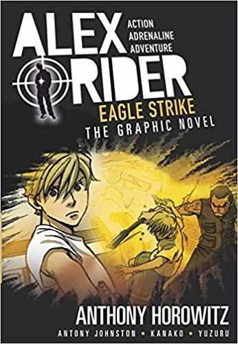 Eagle Strike Graphic Novel (Alex Rider)  - Paperback