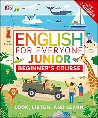 English for Everyone Junior: Beginner's Course  - Flexibound