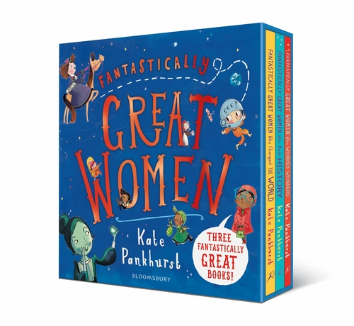 Fantastically Great Women Boxed Set: Gift Editions - Hardcover
