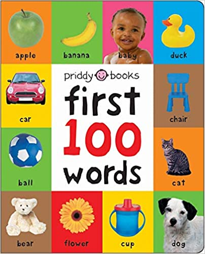 First 100 Soft To Touch Words  Hardcover