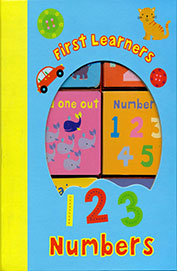 First Learners 123 Numbers