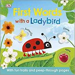 First Words with a Ladybird - (BB)