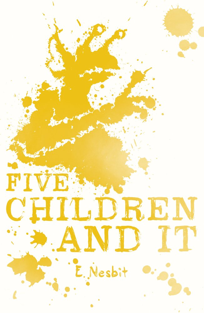 Five Children and It (Scholastic Classics) Paperback