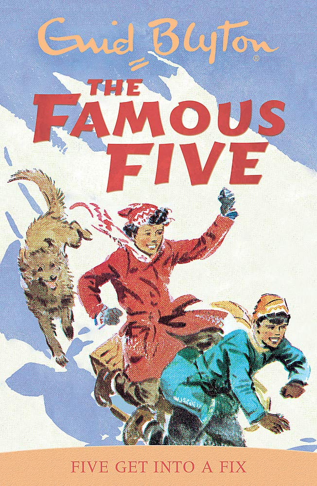 Five Get Into A Fix: Book 17 (Famous Five) Paperback