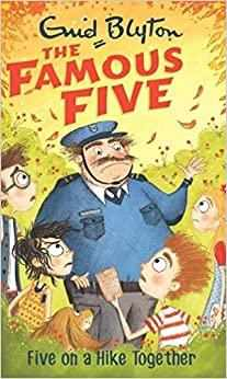 Five on a Hike Together: Famous Five 10  - Paperback