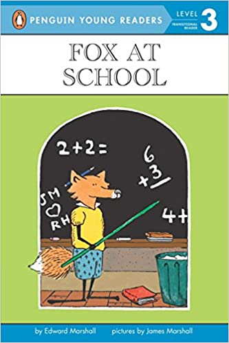 Fox at School (Penguin Young Readers, Level 3) Paperback