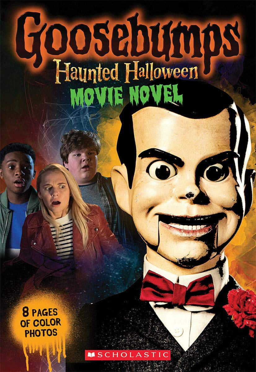 Goosebumps The Movie 2: Junior Novelization Paperback