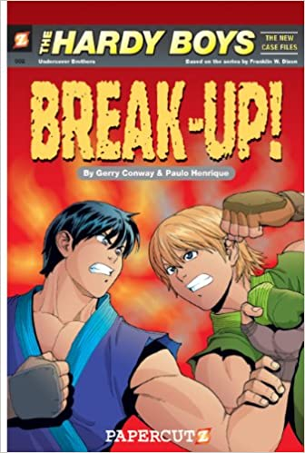 Hardy Boys The New Case Files #2: Break-Up