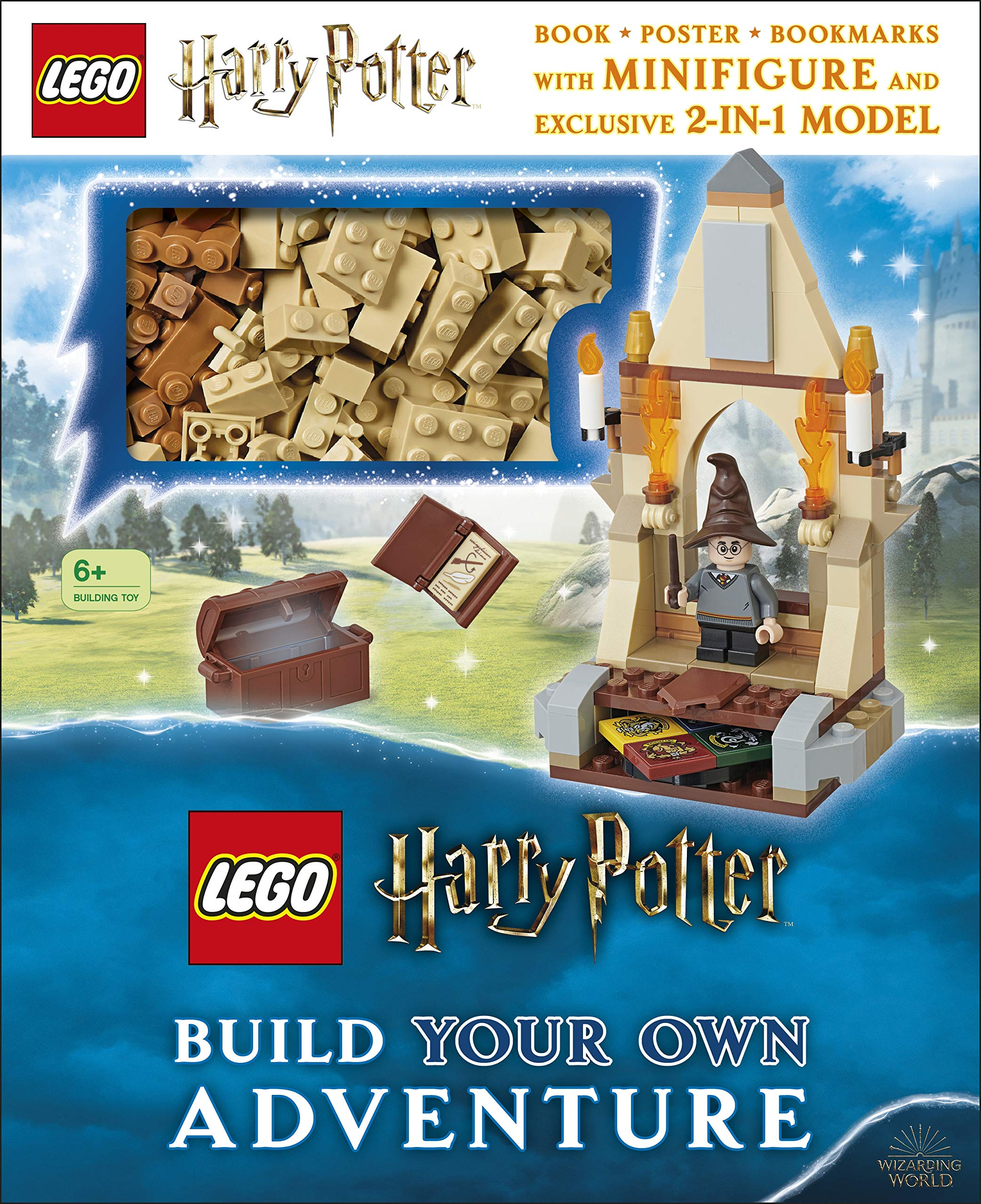 LEGO Harry Potter Build Your Own Adventure -  (HB)