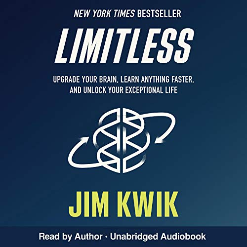Limitless: Upgrade Your Brain, Learn Anything Faster, and Unlock Your Exceptional Life Hardcover