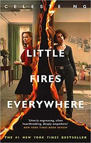 Little Fires Everywhere  - Paperback