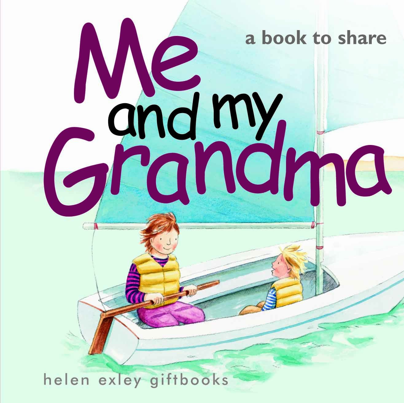 Me and my Grandma: 1 (Me & You Small)  - Hardcover