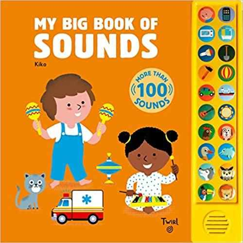 My Big Book of Sounds - Board book
