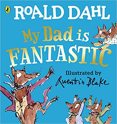 My Dad is Fantastic  - Board book