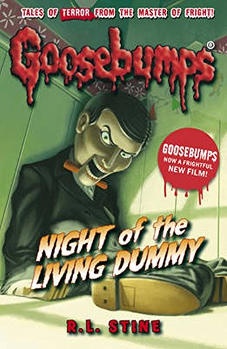 Night of the Living Dummy (Goosebumps) Paperback