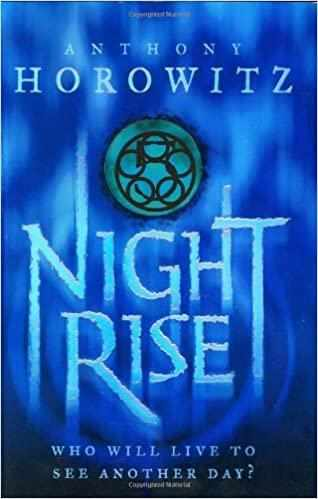Nightrise (Power of Five book 3)  -Paperback