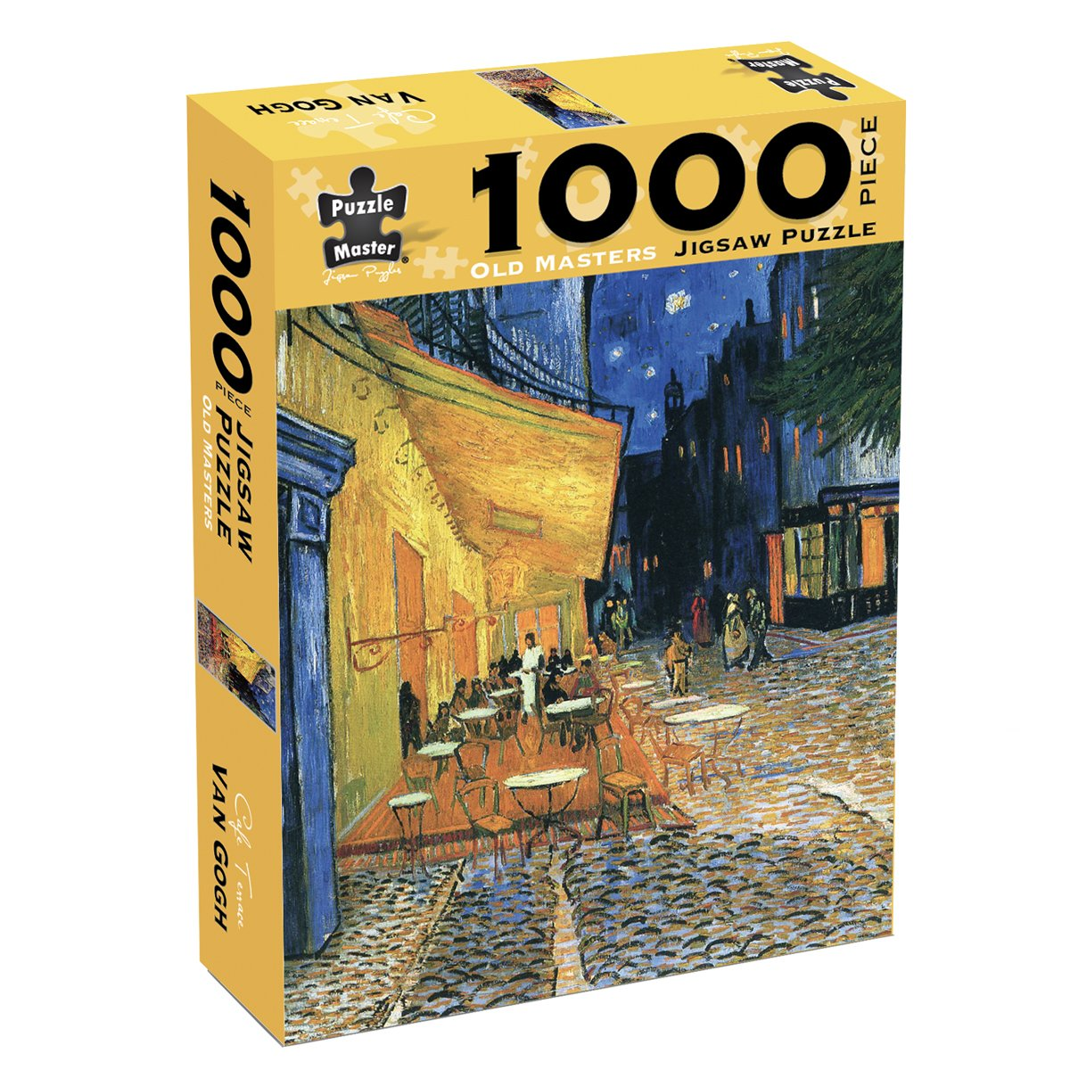 Old Master - Cafe Terrace Van Gogh - (Box)