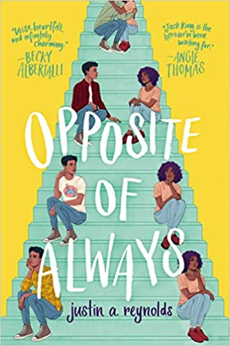 Opposite of Always  - Paperback
