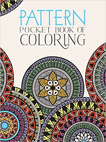 Pattern Pocket Book of Coloring Paperback