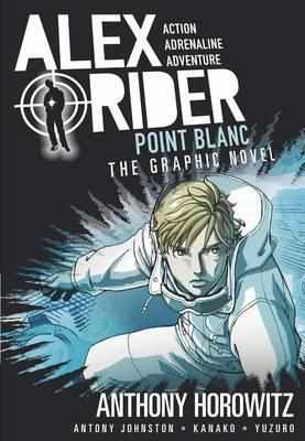Point Blanc Graphic Novel (Alex Rider) - (PB)