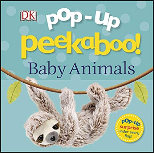 Pop-Up Peekaboo! Baby Animals - (BB)