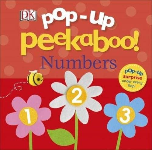 Pop-Up Peekaboo! Numbers - (BB)