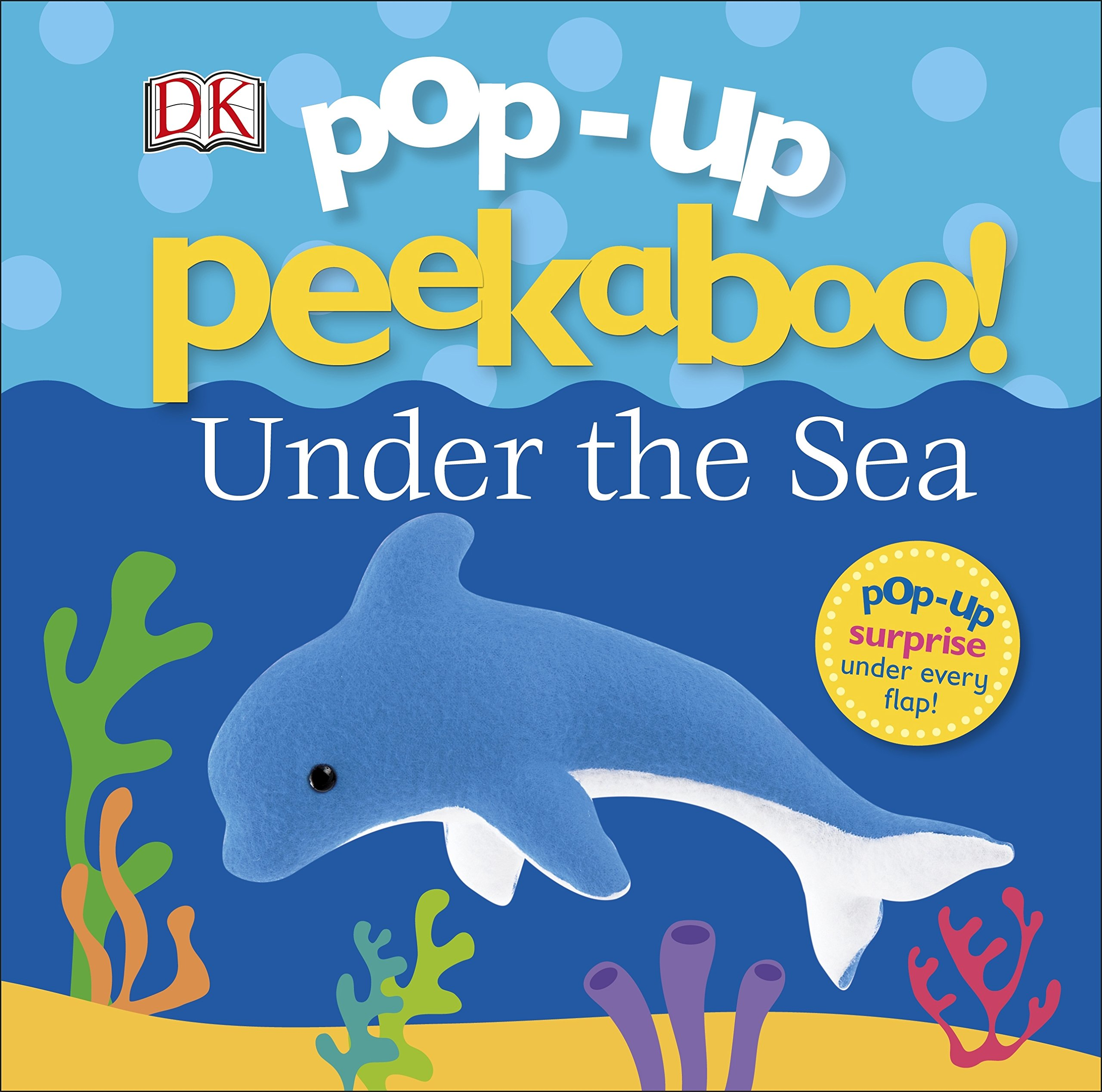 Pop Up Peekaboo! Under The Sea - (BB)