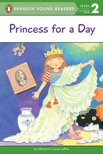 Princess for a Day - Paperback