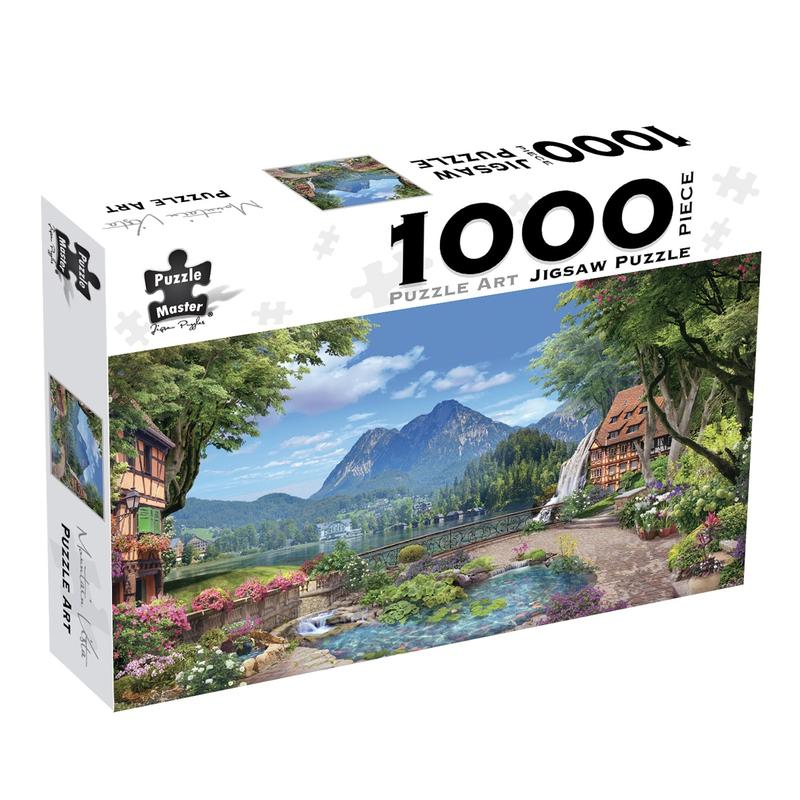 Puzzle Art 1000pc - Mountain Vista