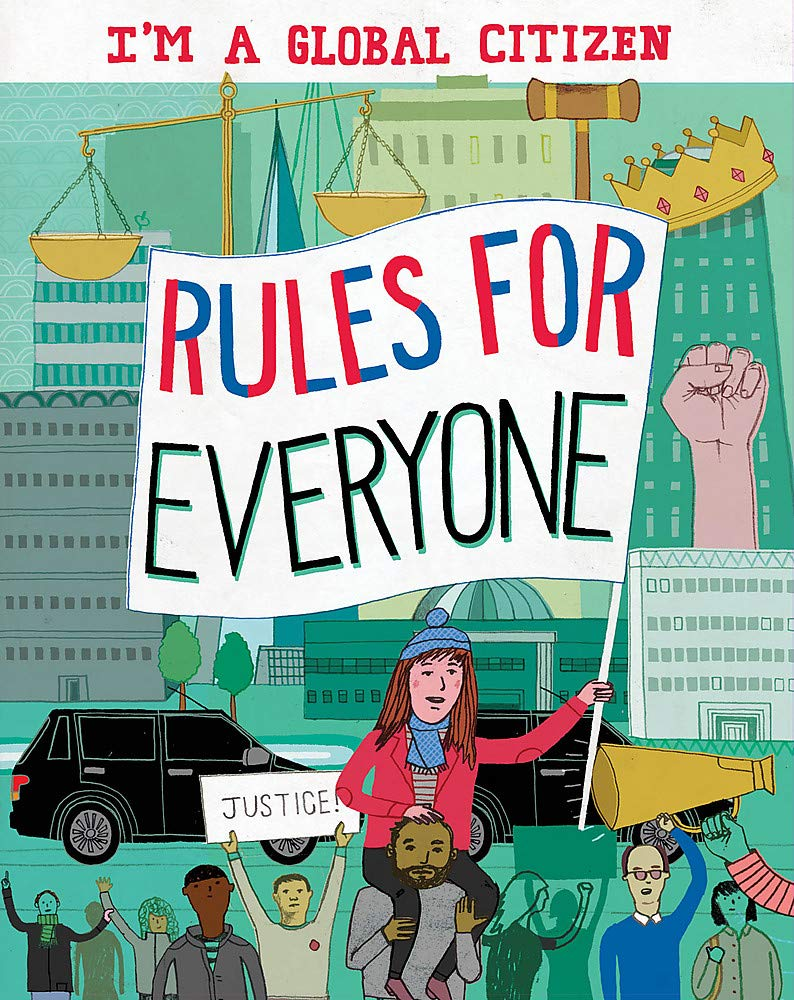 Rules for Everyone (I'm a Global Citizen) Paperback