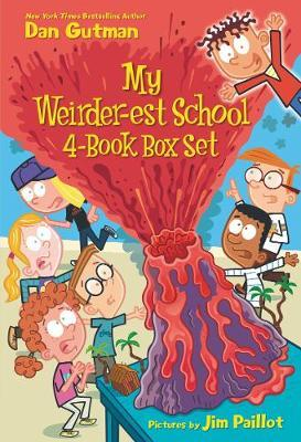 SS - My Weirder-est School 4-Book Box Set - (PB)