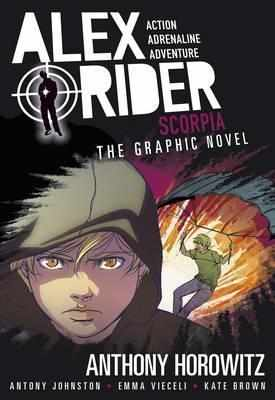 Scorpia Graphic Novel - (PB)