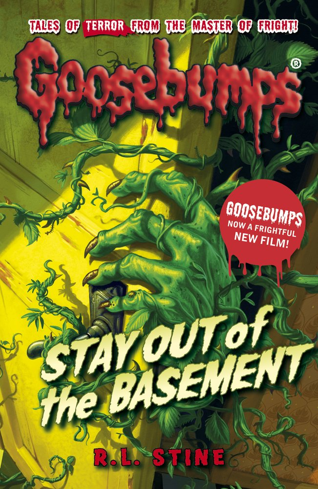 Stay Out Of The Basement (goosebumps)  - (PB)