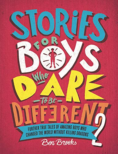 Stories for Boys Who Dare to be Different 2  - Hardcover