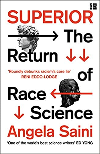 Superior: The Return of Race Science  - Paperback